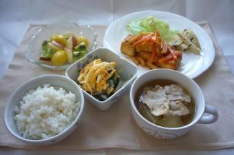 京食クッキング29年9月写真