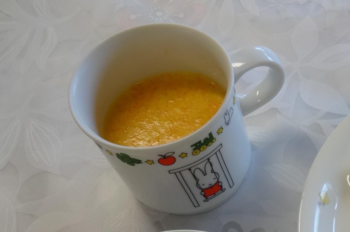 離乳食 キャロットスープ(1歳6か月から2歳頃)