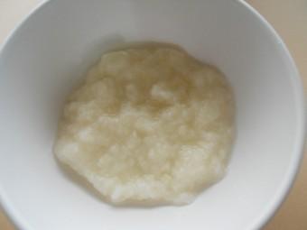 離乳食 パンがゆ(7・8か月頃)