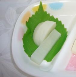 離乳食 ゆで野菜(大根,かぶ)(9か月から11か月頃)